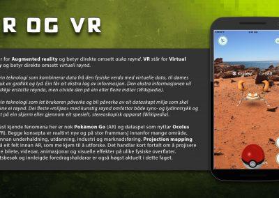 AR og VR