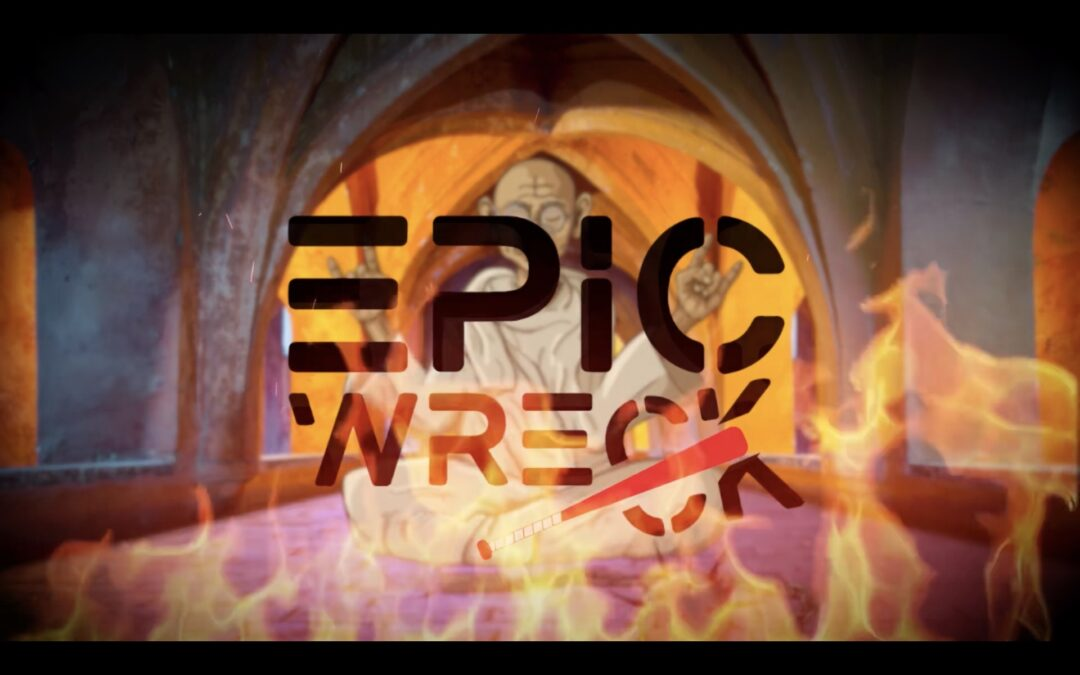 Promovideoar for Epic Wreck